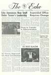 The Echo: January 26, 1968 by Taylor University