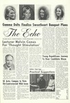 The Echo: February 9, 1968 by Taylor University
