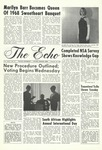 The Echo: February 16, 1968 by Taylor University