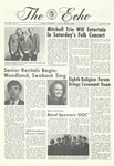 The Echo: February 23, 1968 by Taylor University