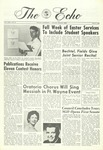 The Echo: April 5, 1968