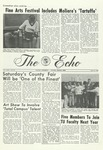 The Echo: April 12, 1968 by Taylor University