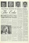 The Echo: April 26, 1968 by Taylor University
