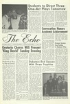 The Echo: May 3, 1968