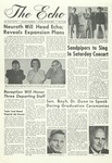The Echo: May 10, 1968 by Taylor University