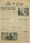 The Echo: November 8, 1968 by Taylor University