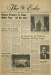 The Echo: November 15, 1968 by Taylor University