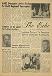 The Echo: November 22, 1968 by Taylor University