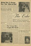 The Echo: December 13, 1968 by Taylor University