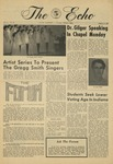 The Echo: January 17, 1969 by Taylor University