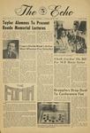 The Echo: January 24, 1969 by Taylor University