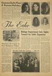 The Echo: February 7, 1969 by Taylor University