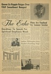 The Echo: February 14, 1969 by Taylor University