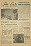 The Echo: February 21, 1969 by Taylor University