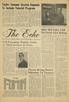The Echo: February 28, 1969 by Taylor University