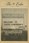 The Echo: March 21, 1969 by Taylor University