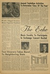 The Echo: May 9, 1969 by Taylor University