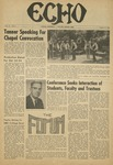 The Echo: October 17, 1969 by Taylor University