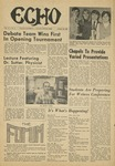 The Echo: October 24, 1969 by Taylor University