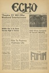 The Echo: November 14, 1969 by Taylor University