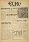 The Echo: November 21, 1969 by Taylor University