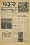 The Echo: January 16, 1970 by Taylor University
