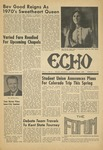The Echo: February 13, 1970 by Taylor University