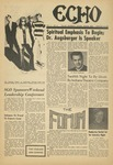 The Echo: February 20, 1970 by Taylor University