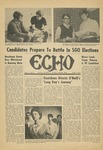 The Echo: April 10,1970 by Taylor University