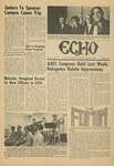 The Echo: May 8, 1970 by Taylor University