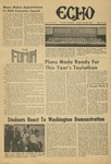 The Echo: May 15, 1970 by Taylor University