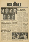 The Echo: October 16, 1970 by Taylor University