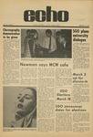 The Echo: February 19, 1971 by Taylor University
