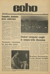 The Echo: February 26, 1971 by Taylor University