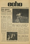 The Echo: March 19, 1971 by Taylor University