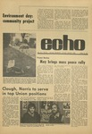 The Echo: April 23, 1971 by Taylor University
