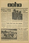 The Echo: April 30, 1971 by Taylor University