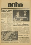 The Echo: May 7, 1971 by Taylor University