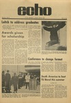 The Echo: May 21, 1971 by Taylor University