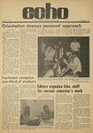 The Echo: September 3, 1971