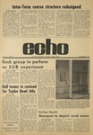The Echo: November 19, 1971