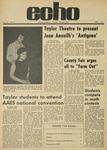 The Echo: April 7, 1972