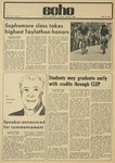The Echo: May 12, 1972