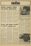The Echo: May 19, 1972