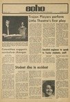The Echo: October 20, 1972