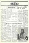 The Echo: October 27, 1972