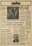 The Echo: November 17, 1972