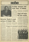 The Echo: May 4, 1973