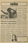 The Echo: October 19, 1973 by Taylor University