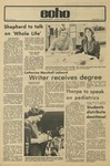 The Echo: November 9, 1973 by Taylor University